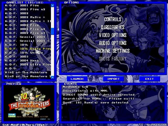 neo geo 5.0 emulator free download