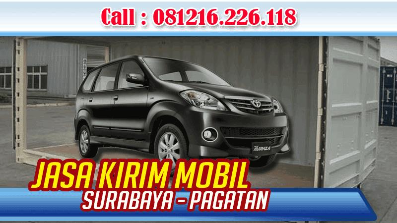 Jasa Pengiriman Mobil Surabaya Pagatan