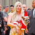 FOTOS HQ: Lady Gaga saliendo del evento 'Women In Music' - 11/12/15