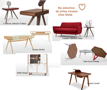 Regardsetmaisons un coussin pour la rentr e concours inside - Semaine du mobilier chez made in design jusqua ...