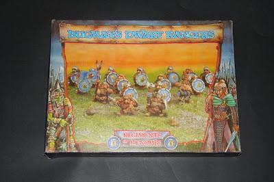 Portada de la caja RRD1 - Bugman's Dwarf Rangers