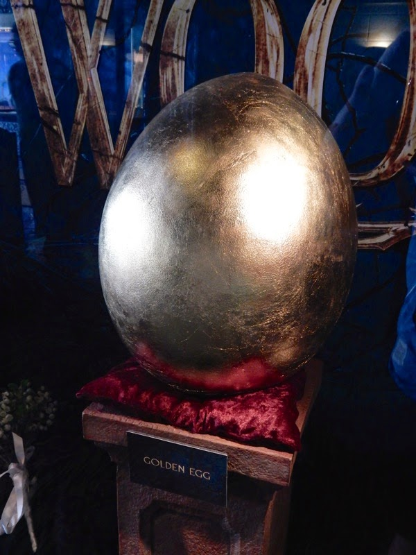 Into the Woods Golden Egg prop