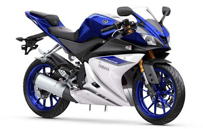 Yamaha R125 Review and Specs