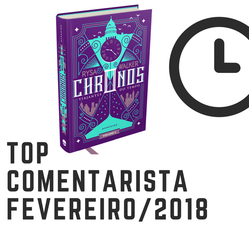 Top Comentarista / Fevereiro
