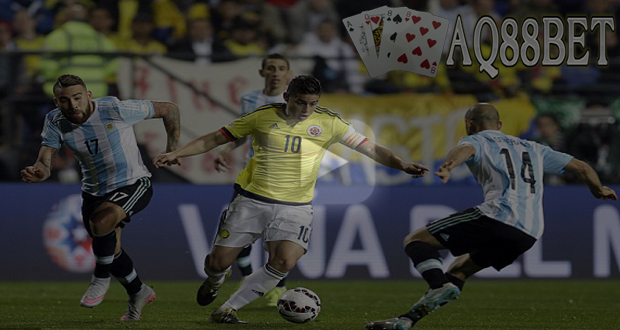 Agen Piala Eropa - Highlights Pertandingan Argentina 0-0 (pen 5-4) Kolombia (Copa America) 27/06/2015