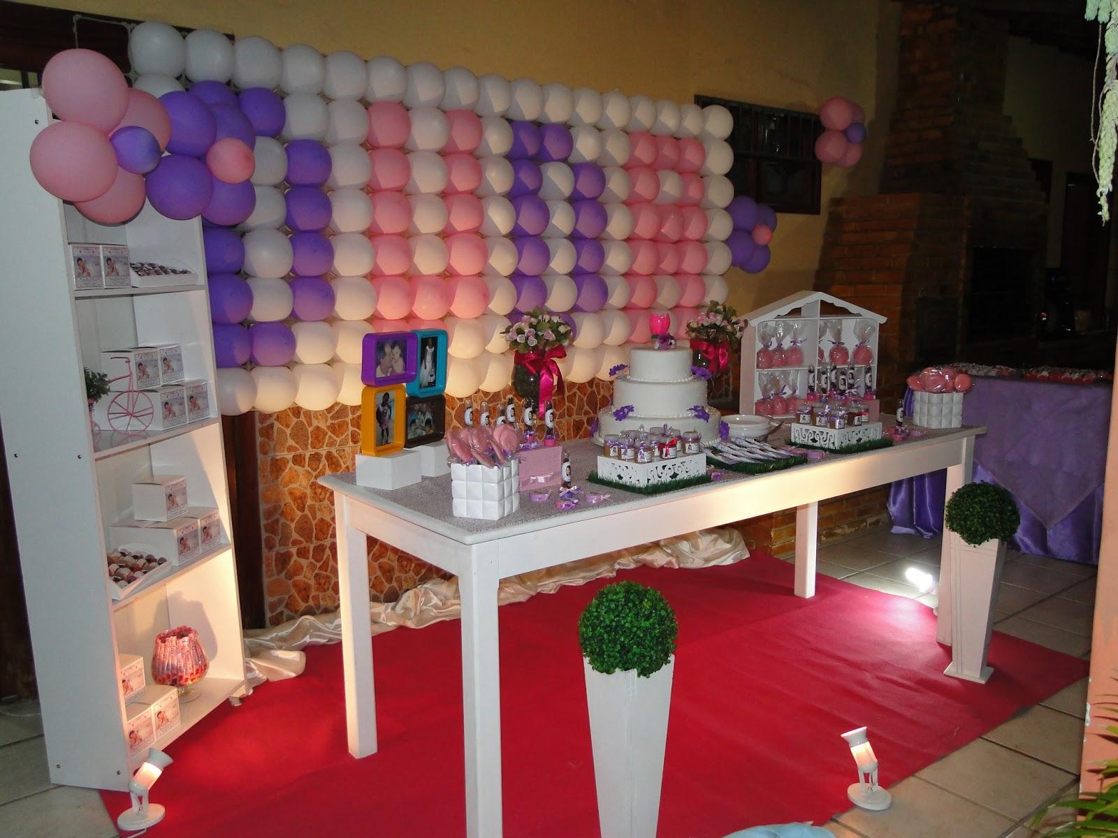 decoracao festa violeta:Festejar Ateliê de Festas e Lembrancinhas: Violetta para Duda