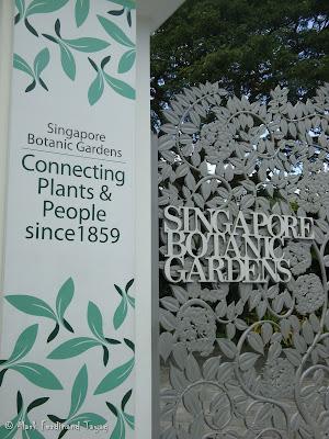 Singapore Botanic Gardens Photo 2