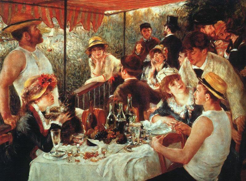 Renoir - Dinner Party