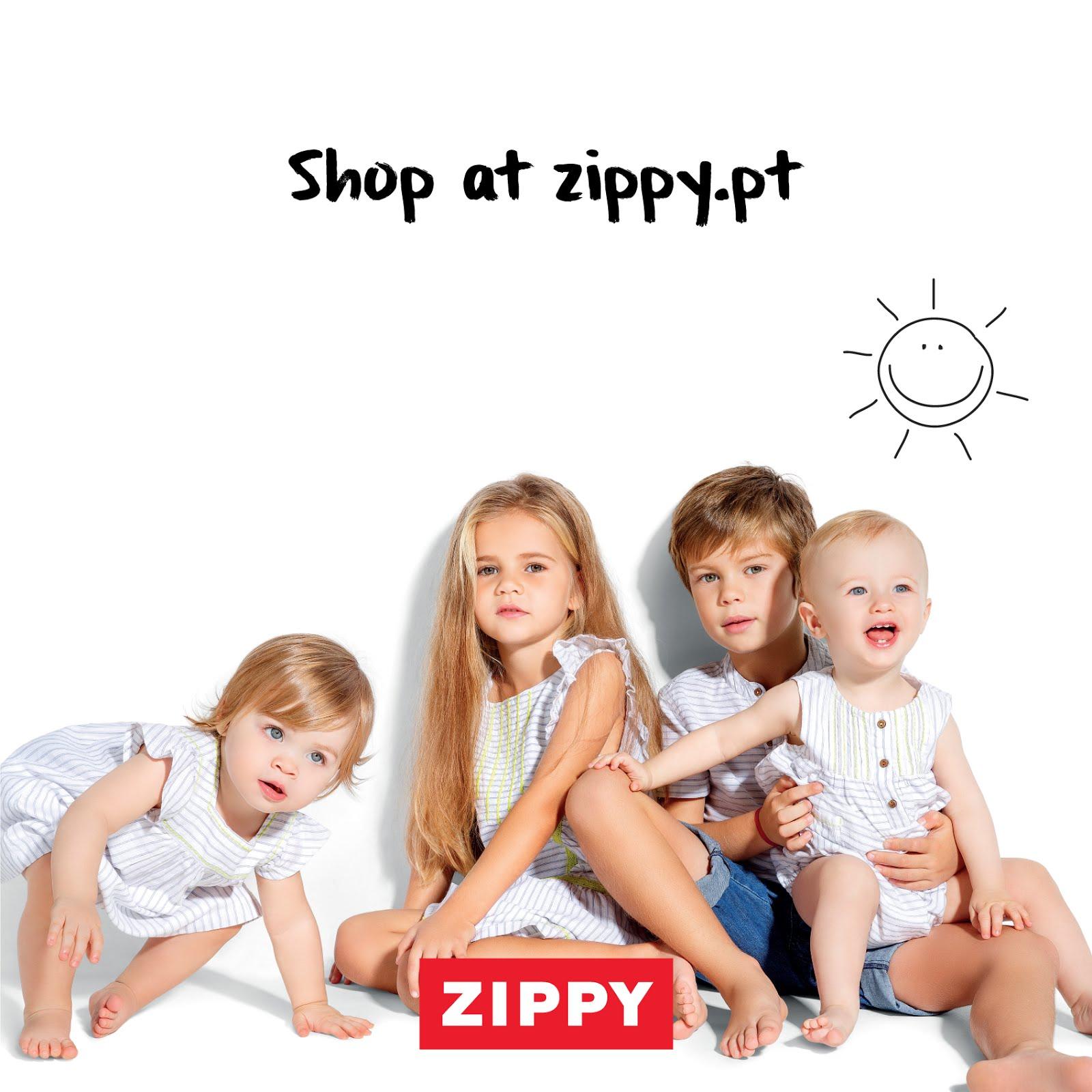 Zippy no Mercadito da Carlota
