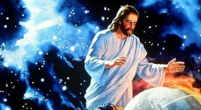 Jesús sanando la Tierra