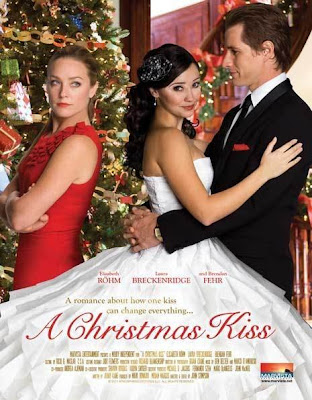 Watch A Christmas Kiss 2011 BRRip Hollywood Movie Online | A Christmas Kiss 2011 Hollywood Movie Poster