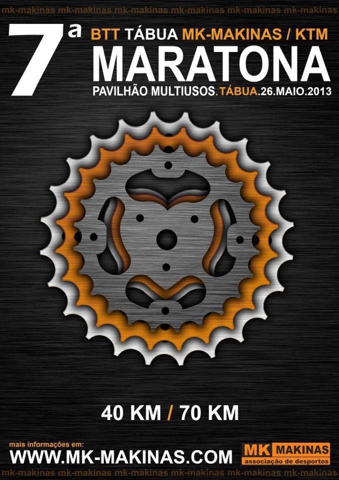 PARTICIPAÇÃO 7ª MARATONA BTT MK MAKINAS