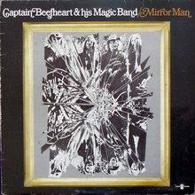 Cover of Captain Beefheart & his Magic Band - Mirror Man