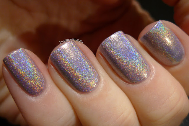 Too Fancy Lacquer Lovelock Duo Love Diamonds