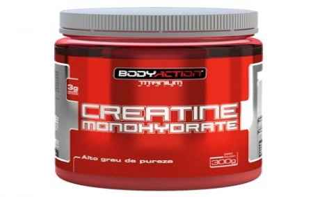 Creatina monohidratada Body Action
