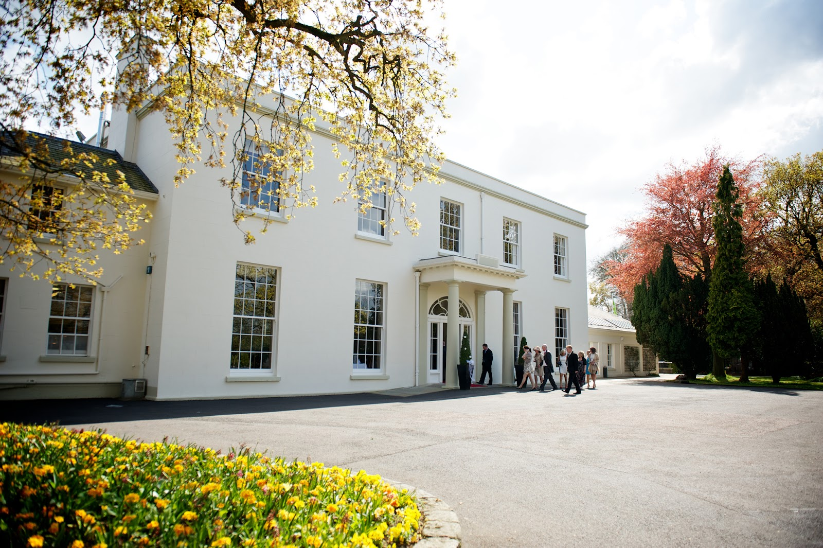 malone house belfast wedding