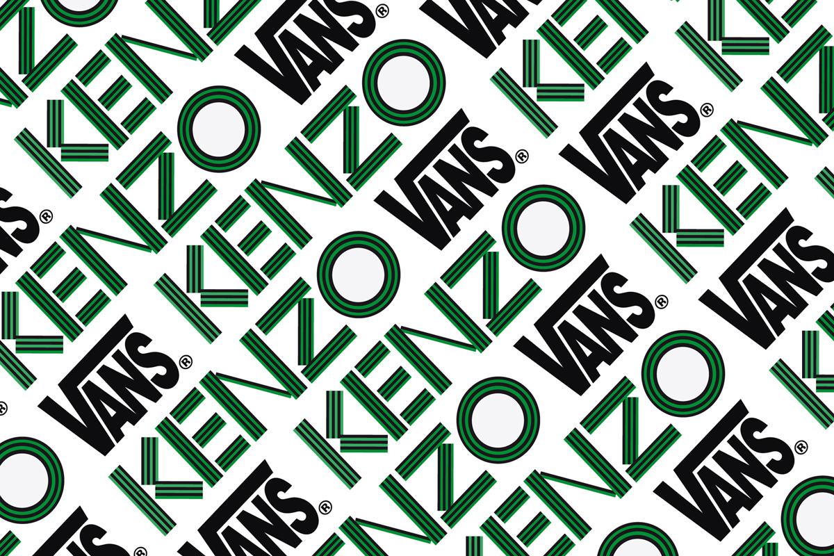 Kenzo for VansKenzo Logo