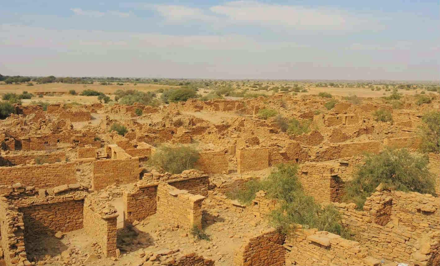Ruins of Kuldhara