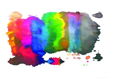 tintas pigmentadas y base de agua