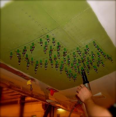 Quanto tempo dura um avião comercial? TBO+structural+repair
