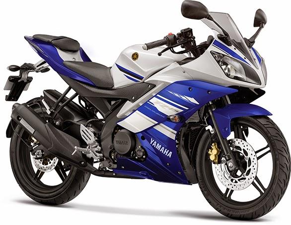 Harga Yamaha R15 Warna Biru Terbaru 2014