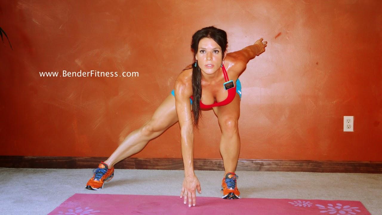 Melissa Bender Fitness: 15 Minute Plyo HIIT Workout: Burn ...