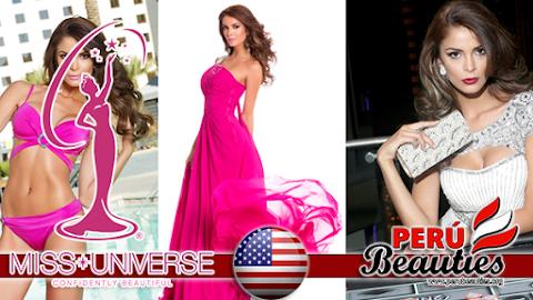 Fotos Oficiales de Miss Perú - Miss Universe 2015