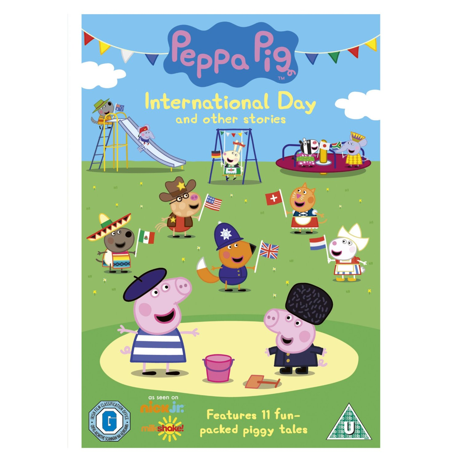 Christmas Gift Guide – Peppa Pig International Day & Other Stories ...