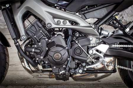 mesin Yamaha MT-09