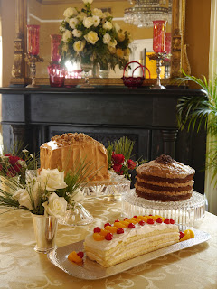 Holidays desserts for Christmas | Photo courtesy Zeigler House Inn B&B