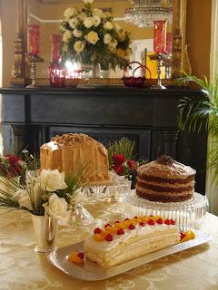 Holidays desserts for Christmas | Photo courtesy Zeigler House Inn B&B