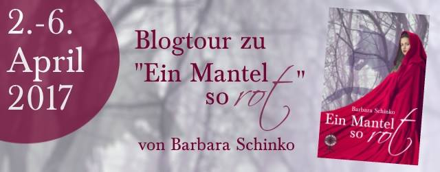 Blogtour - Ein Mantel so rot (02.04. - 06.04.2017)