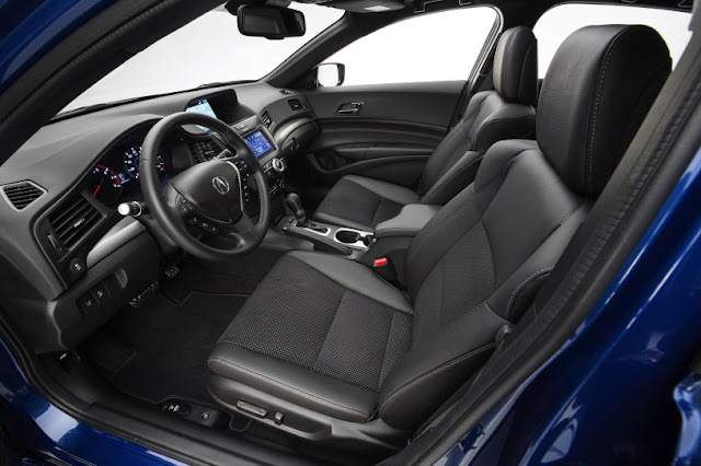 2016 Next Acura ILX Generation interior dashboard