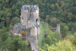 picturesque Eltz castle, Germany