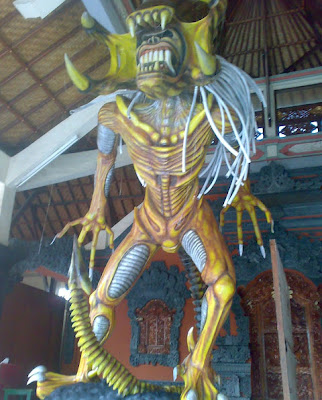 ogoh bali