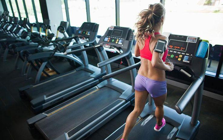 Hãy sử dụng và tập luyện đúng cách máy thể dục chạy bộ