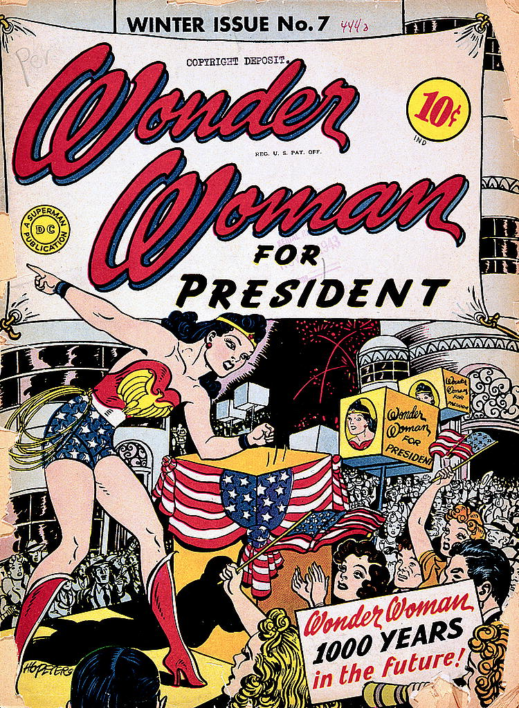 "#LibrosPop: ""The Secret History of Wonder Woman"" 