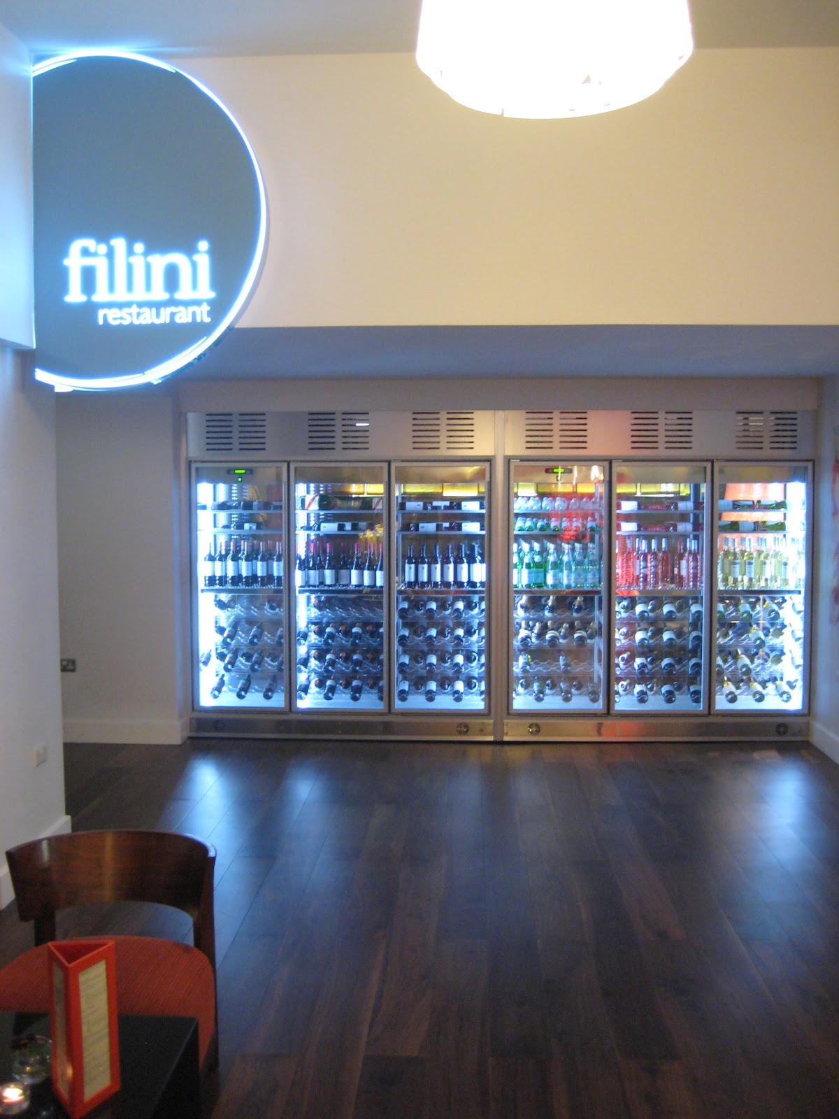 GourmetGorro: Filini Italian restaurant, Radisson Blu Cardiff Review