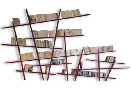Apuntes revista digital de arquitectura estanterias y - Estanterias de diseno para libros ...