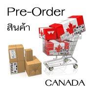 Pre-Order สินค้าแคนาดา