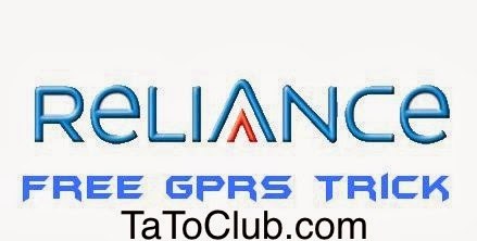 Reliance 3G Free GPRS