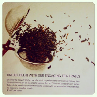 On the tea trail in Delhi