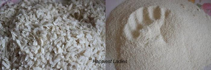 Beaten Rice Roti