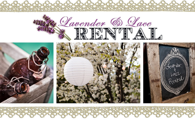 Lavender and Lace Rental