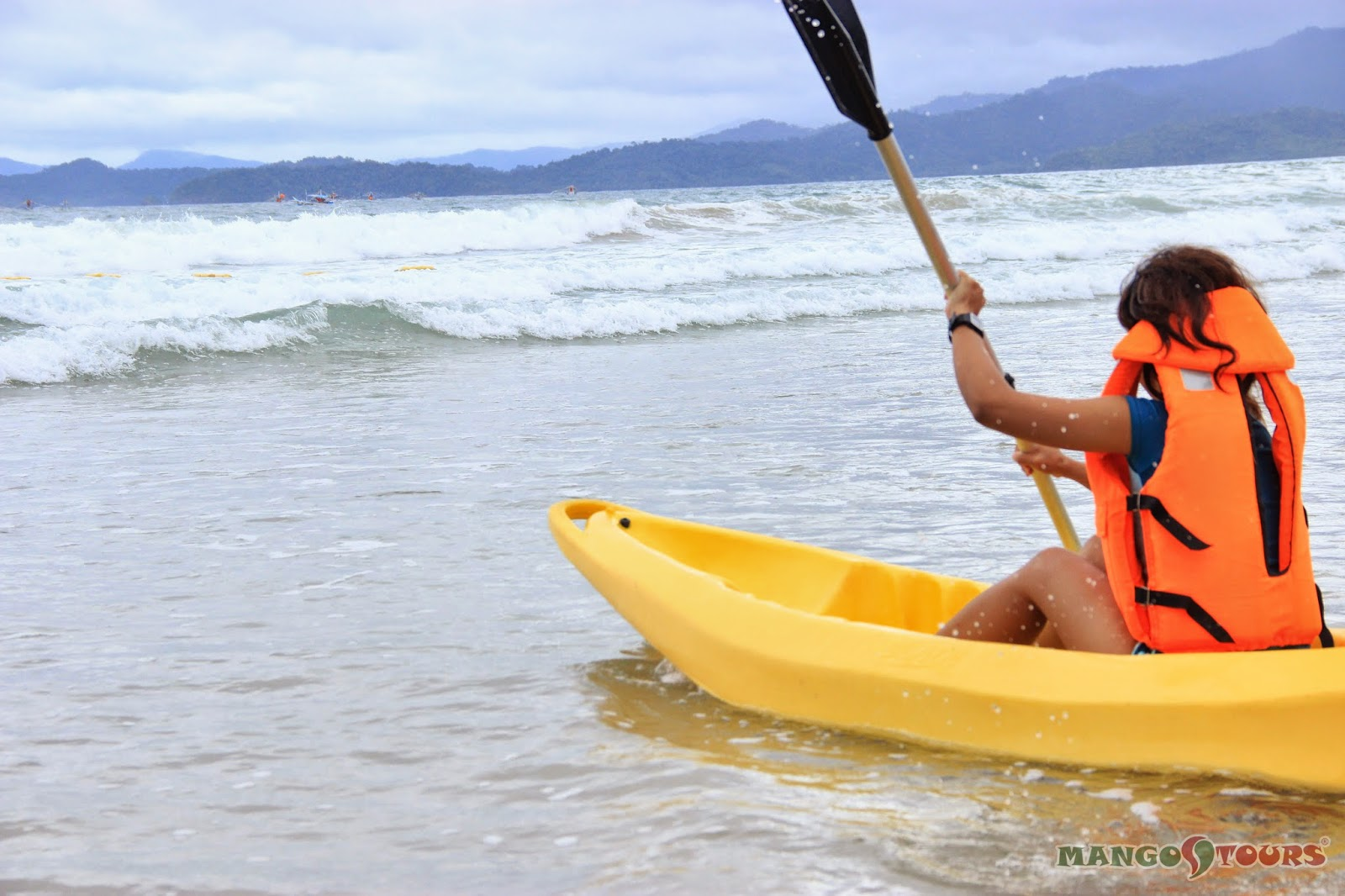 Mango Tours Puerto Princesa Palawan Water Sports Activities Sheridan Beach Resort & Spa