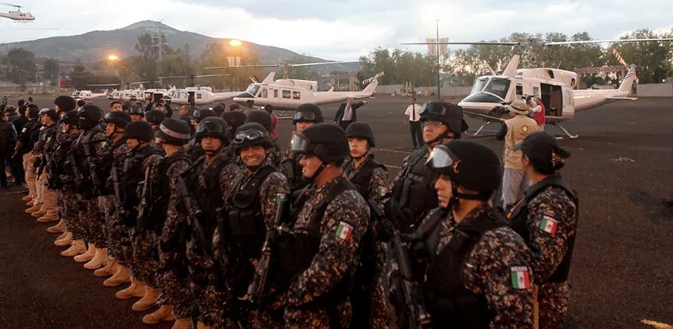 Michoacan Bajo Fuego.  Fotogaleria.  Las Victimas de Paracuaro Armadas06