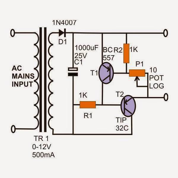 Build Simple Transistor Circuits | Circuit Diagram Centre