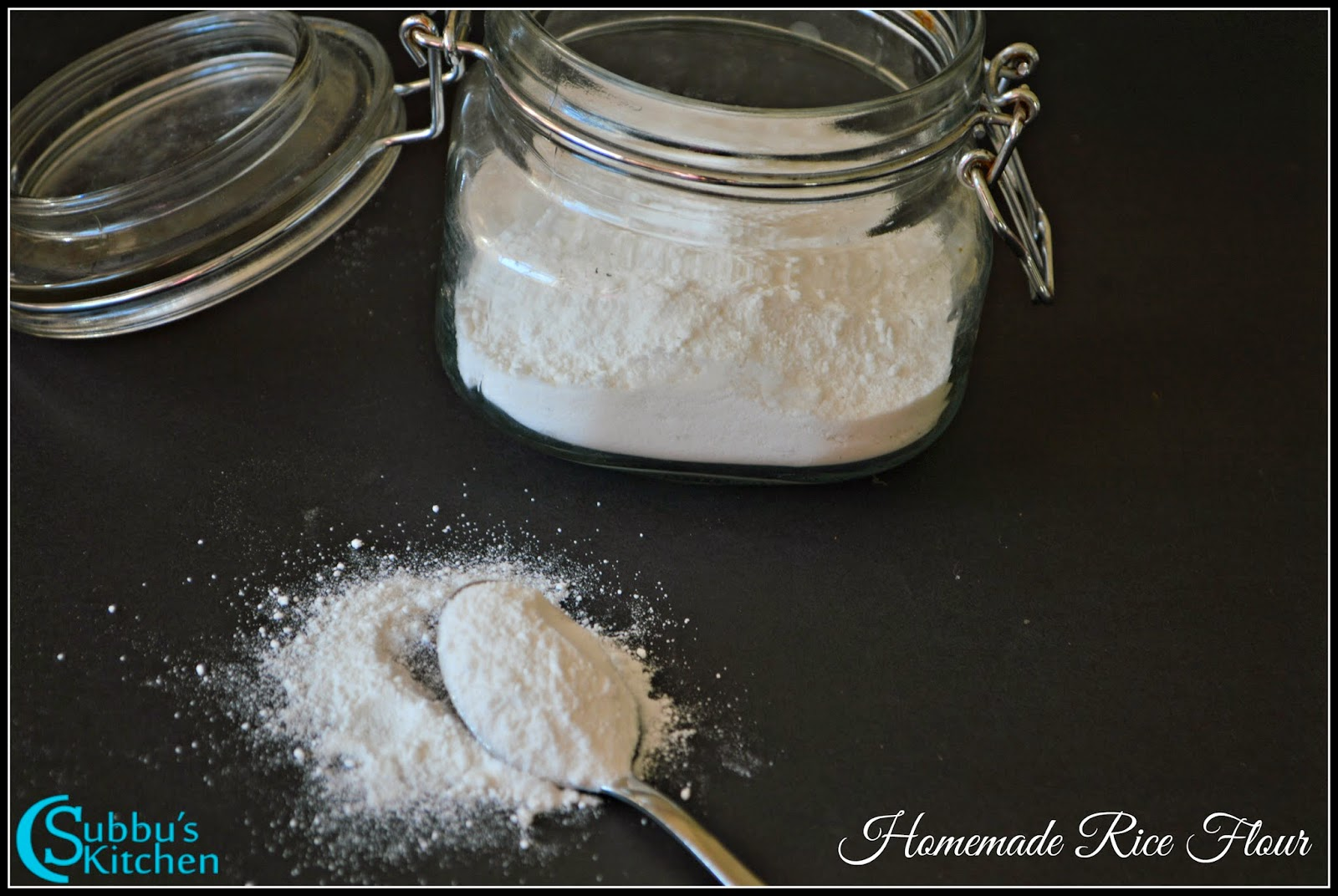 How to Make Rice Flour at Home   Homemade Rice Flour Recipe   Arisi Mavu Recipe