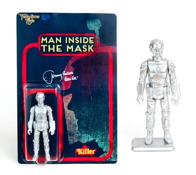 """Jeremy Bulloch """"Man Inside The Mask"""" Kitbashed Bootleg Boba Fett Star Wars Resin Figure by Killer Bootlegs"""