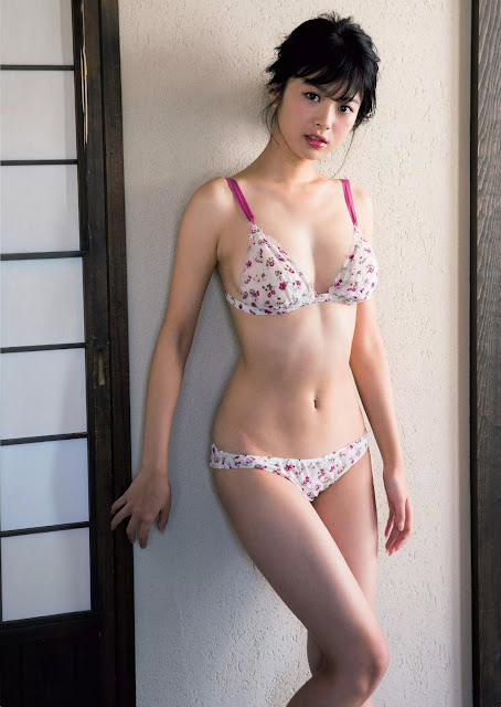 Baba Fumika 馬場ふみか Weekly Playboy 2016 Jan Photos 4